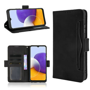 For Nokia G50 XR20 1.4 5.4 2.4 8.3 5G Flip Folio Case with Removable Card Slot