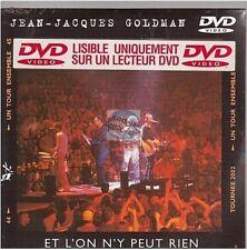 Jean Jacques Goldman Et L'On N'Y Peut Rien DVD SINGLE neuf no cd