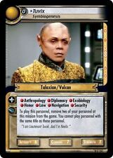 Star Trek CCG 2E What You Leave Behind Tuvix, Symbiogenesis 14U104