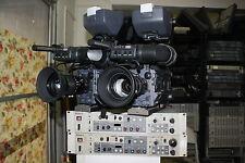 Sony DSR-370 DVCAM Camcorder Studio Configuration