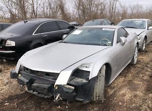 04-08 Cadillac XLR OEM Hood Assembly Silver OEM
