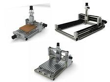 3x Bauplan Bauanleitung CNC Fräse Fräsmaschine 3D Drucker + 3MF File Dateien