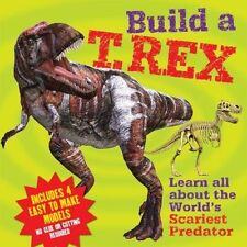 Build a T. rex,Claire Hibbert,Good Book mon0000105434