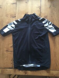 Assos Short Sleeved Cento Jersey Black Large