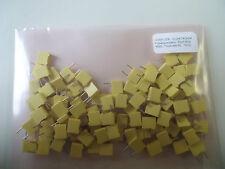 100 St. Folienkondens. 33nF/63V, RM5, Thomson (B143) !!