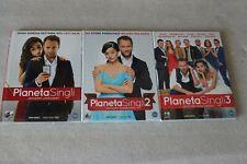 Planeta Singli 1 - 3 - 3DVD  POLISH RELEASE SEALED FILM POLSKI ENGLISH SUBTITLES