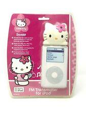 Sanrio Hello Kitty Fm Transmitter for Ipod