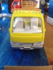 Mazda Titan Isuzu Toyota Hiace Daihatsu Hijet Midi Pick Up Tipper Truck Yellow