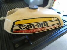 CAN AM TNT TANK  AHRMA VINTAGE MOTOROSS 125 175 360 250 MX CZ ELSINORE MAICO