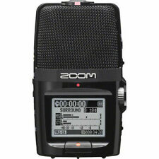Zoom H2n Handy Portable Digital Audio Recorder With 32gb Card Great