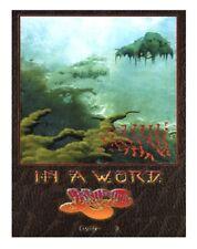 MAGNIFIQUE COFFRET 5 CD + LIVRET ROCK PROGRESSIF YES / IN A WORD. ( 1969 - )
