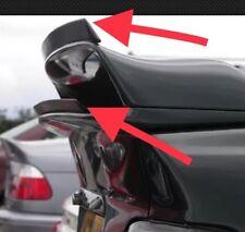 BMW E36 Class 2 II Flaps HECKSPOILER HECKFLÜGEL SPOILER ANSATZ M3 GT DTM Lippe