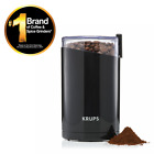 KRUPS Fast Touch Electric Coffee and Spice Grinder With Stainless Steel Blades!