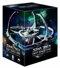 Star Trek: Deep Space Nine: The Complete Series (DVD, 2017, 47-Disc Set)