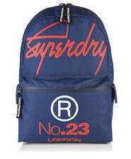 Superdry International Montana One Size French Navy Backpacks