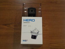New in Box - GoPro HERO Session 1080p Camcorder Black - CHDHS-102 - 818279017205