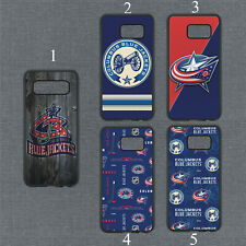 Columbus Blue Jackets Phone Case For Samsung Galaxy S21 S20 S10 S9 Note 20 10 9