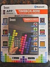 GREAT GIFT IDEA BRAND NEW DIVOOM TIMEBOX-MINI INTELIGENT LED LIGHT SPEAKER