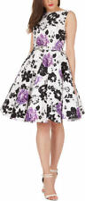 Special Occasion Floral Dresses for Women's 1950s