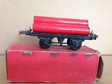Hornby O Gas Cylinder wagon