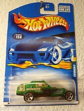 2001 HOT WHEELS ENFORCER #150 - THAILAND BASE