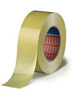 Tesa 4289 Strapping Klebeband, 19mm x 66m, gelb, Felgenband YellowTape, TUBELESS