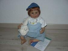 Graddie Jansen-Van Leeuwen Toby Künstlerpuppe Puppe