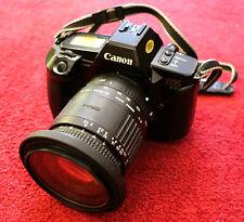 Analogkamera,Canon EOS 630,Sigma-Zoom 28-200mm,Canon Zoom 28-70mm