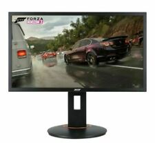 Acer XFA240 bmjdpr 24 inch TN LCD Monitor - Black (UM.FX0AA.004)