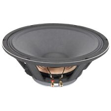 "QTX 18"" 900W Low Frequency Speaker Cone Subwoofer Sub PA Driver 902.559"