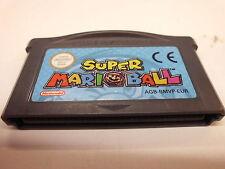 Nintendo GBA Advance  Super Mario Ball von Nintendo