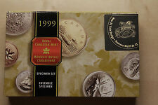 1999 Limited Edition Specimen Set - Nunavut $2 Coin Canada - Royal Canadian Mint