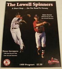 Vintage Sports Memorabilia Harmon Killedbrew on Cover 1999 Minnesota Twins vs Boston Red Sox Program