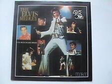 Elvis 45rpm record & sleeve, The Elvis Medley , U.K.