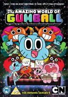 Neuf The Amazing Adventures Of Gumball Saison 1 DVD