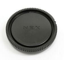 Camera Body Cap Cover for SONY NEX E Mount lens black a7 A7R A7S A6300 A6000