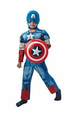 Rubie's It610262-l - Capitan America Deluxe Costume Taglia L