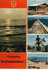 """CAP D'AGDE camping """"le castellas"""" multivues écrite"""