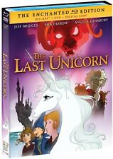 Last Unicorn: The Enchanted Edition - 2 DISC SET (2015, REGION A Blu-ray New)