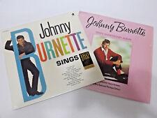 Johnny Burnette Sings 1961 (Wax Time 180gm Vinyl) PLUS Tenth Anniversary Album