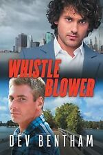 Whistle Blower by Dev Bentham (2016, Paperback)