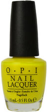 OPI Summer Tru Neons NO FAUX YELLOW Bright Yellow Nail Polish Lacquer BB8 .5 oz!