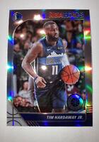 🔥🏀 2019-2020 Panini NBA Hoops Premium Stock Silver Tim Hardaway Jr. #41 Mavs