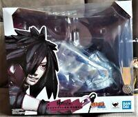 Figuarts Zero Naruto Uchiha Madara Relazione Figura Bandai nuovo!!ultimo!!!