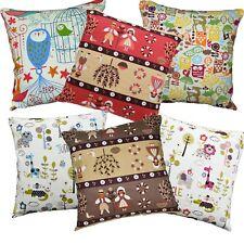 Pillow Cover*A-Grade Cotton Canvas Sofa Seat Pad Cushion Case   Custom Size*LL1