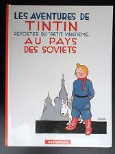 Réed Tintin au Pays des Soviets 1999 Service de Presse TTBE