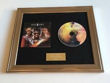 PERSONALLY SIGNED/AUTOGRAPHED BOYZ II MEN - COLLIDE FRAMED CD PRESENTATION. 2