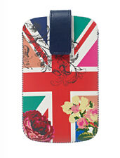 Accessorize Mobile Phone Case Cover Union Jack Compatible for iPhone 4 & 4s