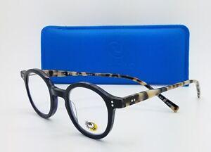 NEW Eyebobs Reader Frizz Bee 2286 13 (2.25) Blue/Black/White Tortoise round 39mm