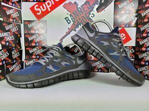 Nike NikeID Free Run 2 Womens Size 9.5 Running Shoes Romans 10:13 466987-991